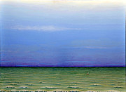 Sail Fish Prints - A Lone Sail Is Whitening - Drama Print by Igor Paley