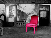 Light Fuchsia Prints - A Look Inside Print by Glenn McCarthy Art and Photography