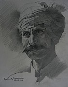 Prashant Srivastava - A man with turban