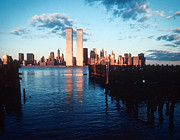 Kelly Prints - A New York Sunset 1978 Print by Kellice Swaggerty