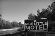 Kelly Hazel - A Nice Little Motel Sign