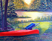 June Haynes - A Paddle Kinda