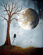 Dream Catcher Paintings - A Perfect Dream by Shawna Erback by Shawna Erback