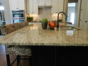 Kay Gilley - A Perfect Kitchen Island