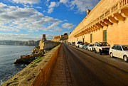 Stephan Grixti - A Perspective Of Valletta