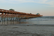 Bonnes Eyes Fine Art Photography - A Pier At Dusk