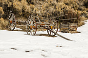 Bannack State Park Photos - A Place in the Sun by Sue Smith