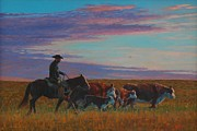 Jim Clements - A Plains View