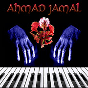 Walter Oliver Neal - A Portrait of Ahmad Jamal