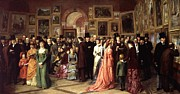 Frith Art - A Private View by William Powell Frith