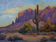 Diane McClary - A Proud Saguaro at...
