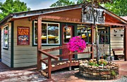 Small Towns Metal Prints - A Real Gem Metal Print by Mel Steinhauer
