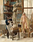 Dantan - A Restoration by Edouard Joseph Dantan
