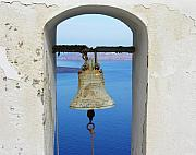Isles Photos - A Sea Bell by Mel Steinhauer