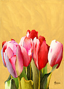 Bloom Painting Originals - A Sign of Spring by Ken Powers