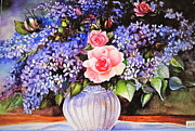 Patricia Schneider Mitchell - A Simple Flower