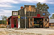 Car Repairs Photo Prints - A Simpler Time 3 Print by Steve Harrington