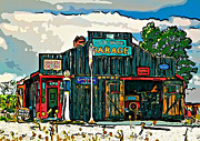 Repairs Metal Prints - A Simpler Time 4 Metal Print by Steve Harrington