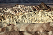 Southwest Landscape Metal Prints - A Slice of Death Valley Metal Print by John Rizzuto