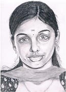 Bindu N - A south Indian girl