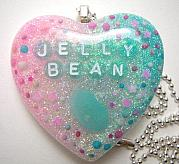 Sweet Jewelry - A Special Jelly Bean by Razz Ace