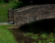 Smilin Eyes  Treasures - A Stone Bridge