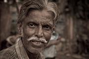Pallab Banerjee - A Street hawker at Varanasi