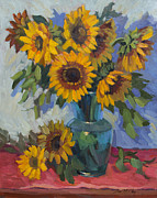 Diane McClary - A Sunflower Day