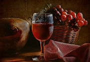 Connoisseur Photo Posters - A Taste of the Grape Poster by David and Carol Kelly