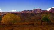 Southern Utah Prints - A Utah Landscape In Autumn Print by Jeff  Swan