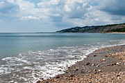 Susie Peek-Swint - A View From Charmouth