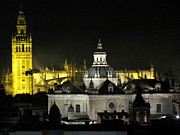 Espana Originals - A View from Las Setas de la Encarnacion by Greg Mason Burns