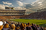 Penn State University Acrylic Prints - A View From The Stands Acrylic Print by Gallery Three