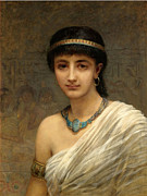 Famous Artists - A Votary of Isis by Edwin Longsden Long