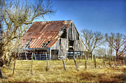 Lisa Moore - Abandoned Barn in Royse...