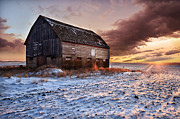 Mindy Mcgregor - Abandoned Barn
