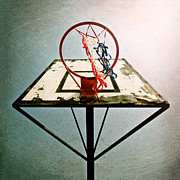 Basket Photo Originals - Abandoned basket by Nermin Smajic