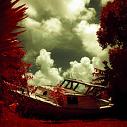 Mark Hannah - Abandoned Boat Stock...