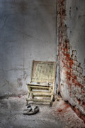 Abandoned But Not Forgotten Print by Susan Candelario