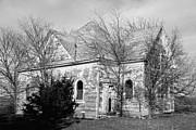Carolyn Pettijohn - Abandoned Church - Oklahoma