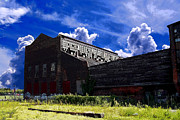 Walter Oliver Neal - Abandoned Factory 2