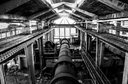 Industrial Background Originals - Abandoned factory by Luigi De Pompeis