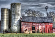 Lucia Vicari - Abandoned Farm New Jersey