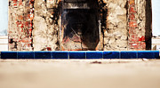 Quirky Jen Photos - Abandoned Fireplace