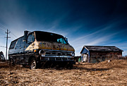 Cale Best - Abandoned Ford Van