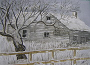 Jerry Zelle - Abandoned House