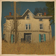 Pennsylvania Mixed Media - Abandoned by Meg Shearer