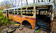 Matt Shiffler - Abandoned RTA Bus Line