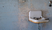 Alcatraz Art - Abandoned Sink by Brent Dolliver