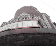 Indiana Photography Prints - Abandoned Theater Print by Jason Christopher